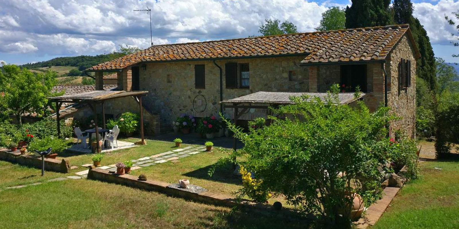 Agriturismo Toscana Casole d'Elsa Grecinella – Tuscany Italy
